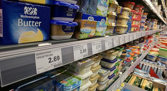 Inflationsrate in Deutschland unverändert bei 1,6 Prozent