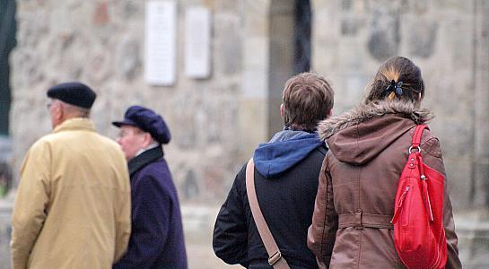 Angst vor Altersarmut wächst:Jede zweite Rente liegt unter 800 Euro