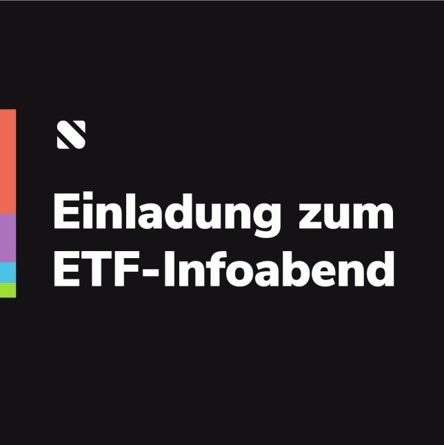 ETF-Infoabend in Stuttgart am 06.10.