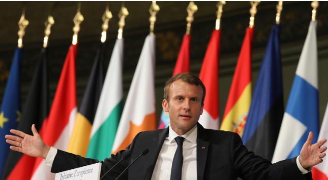 Auch Emmanuel Macron kann mit Erdoğan