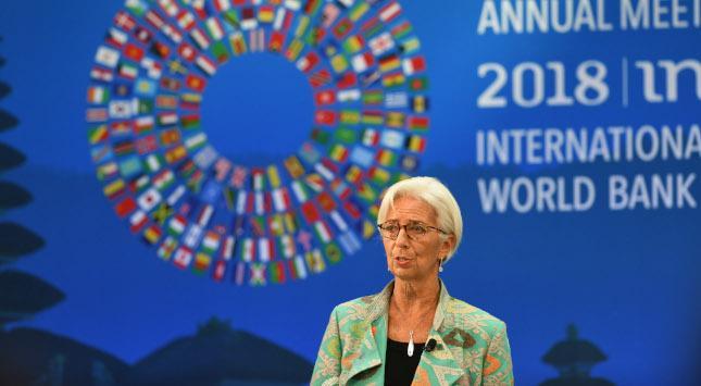 Mahnung Iwf Warnung Neue Risiken Für Unsere Finanzstabilität