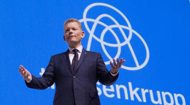 Konzernaufspaltung abgesagt? - Gerüchte um Thyssenkrupp lassen Aktie fliegen
