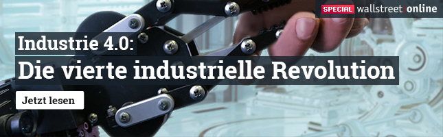 Vontobel Special Advertorial Industrie 4.0