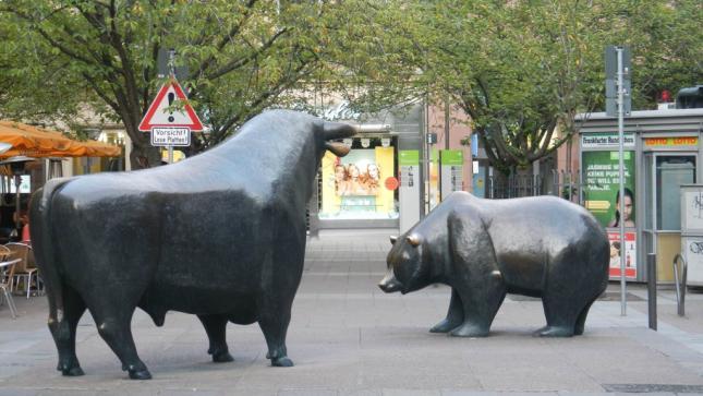 Keine Angst vor einem Bärenmarkt