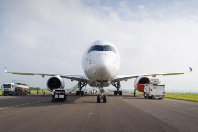 Airbusaktie