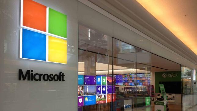 Microsoft-Aktie Nasdaq