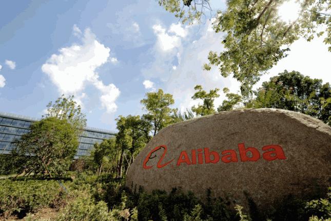 Alibaba Aktie Nasdaq