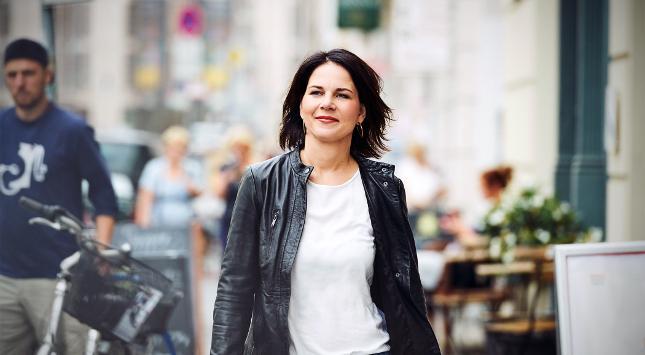 """Annalena Baerbock: """"Die Weltpolitik wartet nicht auf uns!"""""""