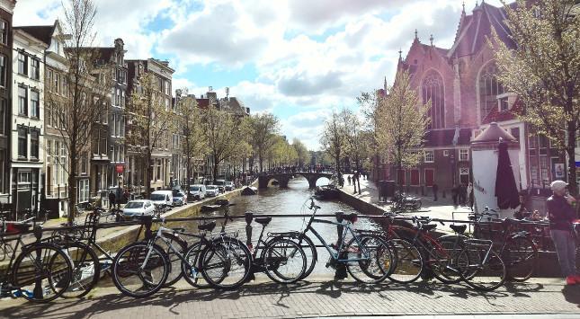 Fahrverbote: Amsterdam Verbannt Diesel Und Benziner Von