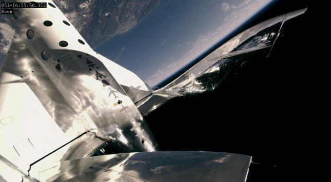 Bransons Weltraumfirma Virgin Galactic strebt an die Börse