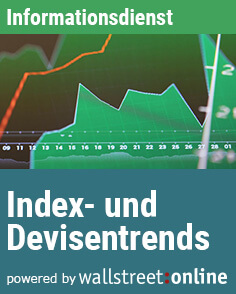 Newsletter Index- und Devisentrends © by wallstreet:online