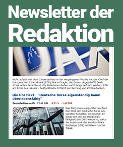 Newsletter © by wallstreet:online